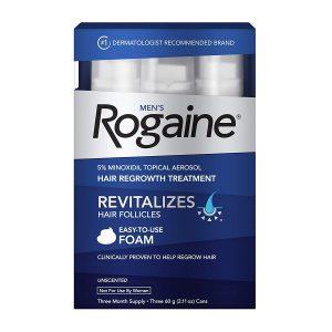 rogaine box